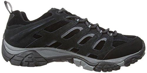 Merrell Moab Gore Tex, Chaussures de randonnée montantes homme Noir (Black)