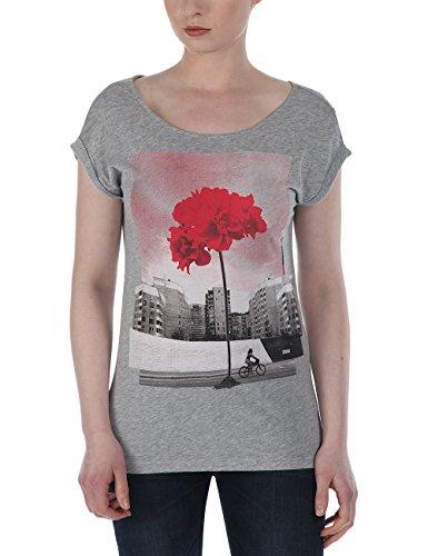 Bench Flyor - T-shirt - Manches courtes - Femme Gris