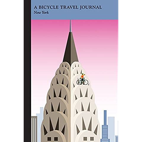 Chrysler Building, New York: a Bicycle Travel Journal: A Bicycle Travel Journal