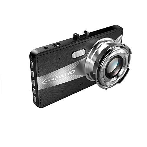 Dashcam Autokamera 2.2 '' 1080P Full HD Objektiv Fahrzeug Fahrzeug Blackbox DVR Videokamera Nachtsicht Camera Bewegungserkennung | WDR | Auto DVR Camcorde | Parkmonitor | Loop-Aufnahme | Nachtsicht 1-kanal-visier