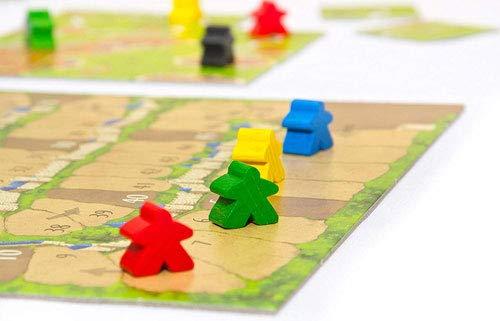 Devir Carcassonne en castellano