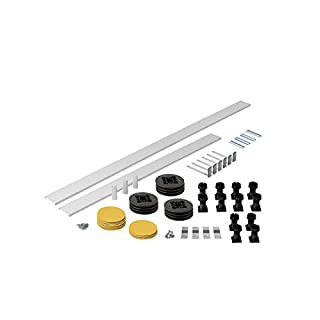Square/Rectangle & Pentangle Riser Pack for Trays over 1300mm - 2000mm