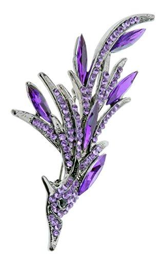 jodie-rose-amethyst-colour-crystal-exotic-bird-base-metal-brooch