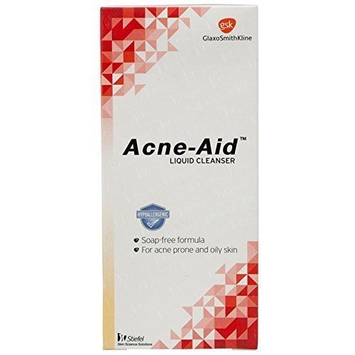 Acne-aid Liquid Cleanser Oily Skin 100 Ml 1psc.thai by Acne-Aid