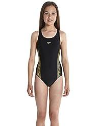 Speedo Mädchen Badeanzug Monogram Muscleback