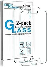 Moto G5 Protector de pantalla, Yootech [2 Unidades] Moto G5 templado vidrio Protector de pantalla [ANTI-SCRATCH] [BURBUJA-LIBRE] [ULTRA CLARO] para Moto G5