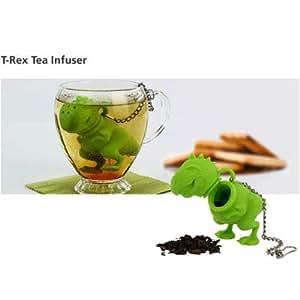 Infuseur à thé t-rex, cadeau original