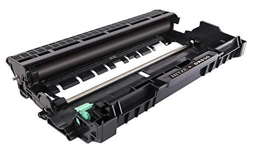 Hitze DR2300 Trommel Schwarz Kompatible für Brother MFC-L2700DW HL-L2340DW MFC-L2700DN HL-2300 HL-L2300D DCP-L2520DW HL-L2360DN DCP-L2540DN DCP-L2500d HL-L2365DW MFC-L2740DW