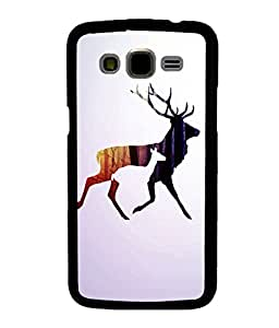 printtech Dear Animal Nature Fantasy Back Case Cover for Samsung Galaxy J7::Samsung Galaxy J7 J700F