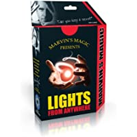 Marvin's Magic Lights from Anywhere Adult Tricks Set.Professional magic made easy
