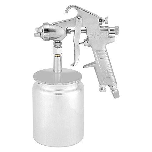 1,5mm Düsenpistole Tragbare Hand 600CC Unteren Cup Fütterung Modus Air Paint Sprayer Pneumatische Werkzeug (Hand Fütterung Werkzeug)