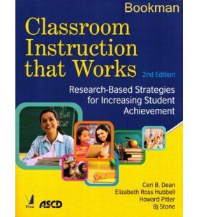 Classroom Instructions that Works, 2/e [Paperback] [Jan 01, 2017] VIVA BOOKS PRIVATE LIMITED