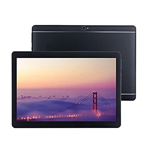 Tablet 10 Zoll mit Schutzhülle, Fonxa Tablet PC 2GB Ram