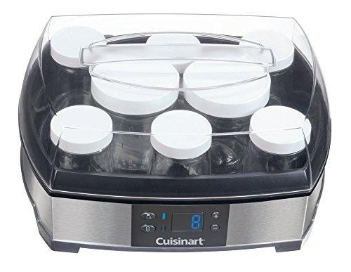 Cuisinart YM401E, Confezione 6 vasetti per yogurtiera, 125 ml