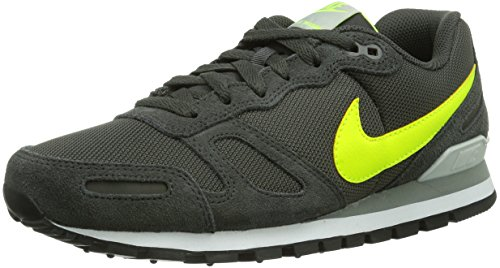 Nike Nike Air Waffle Trainer, Baskets mode homme Noir (Z (G)