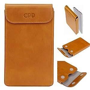8b4379e0b0a6 GPD Pocket Protective Leather Case Bag 7 Windows 10 System UMPC Mini Laptop  Cover Kit GPD Po