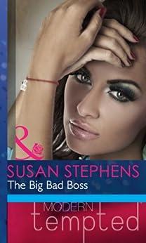 The Big Bad Boss (Mills & Boon Modern Heat) (Mills & Boon RIVA) by [Stephens, Susan]