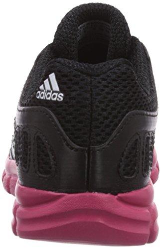 Adidas Performance Breeze 101 2, Chaussures de Running Femme Noir (core Black/ftwr White/vivid Berry S14)