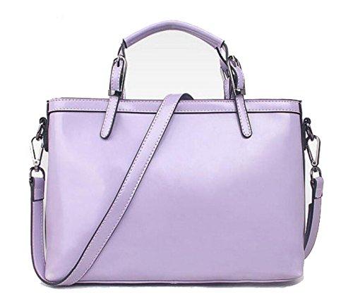 Mme Sacs à Main En Cuir purple