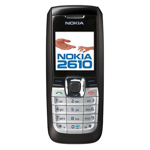 Nokia 2610 91g Nero