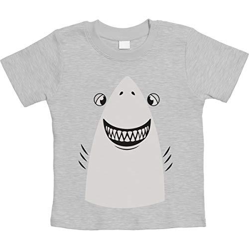 n Kostüm Unisex Baby T-Shirt Gr. 66-93 12-18 Monate / 86 Grau ()