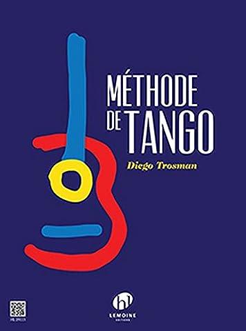 Méthode de Tango pour guitare solo