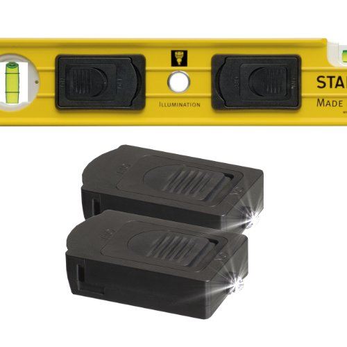 Preisvergleich Produktbild Stabila 17450 Wasserwaage Led Austauschpack, Type 196-2 LED