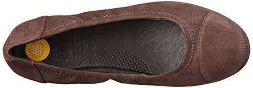 Mt Ballerine F Marrone Fitflop Donna pop 84Cwq