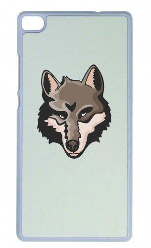 Smartphone Case testa di lupo Lupo Lupi rudel la famiglia Luna piena jaulen per Apple Iphone 4/4S, 5/5S, 5C, 6/6S, 7& Samsung Galaxy S4, S5, S6, S6Edge, S7, S7Edge Huawei HTC-Div