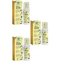 Preisvergleich für 3Esi PID Block Öl Spray 100ml gegen Läuse und Nissen sanft mit Haar