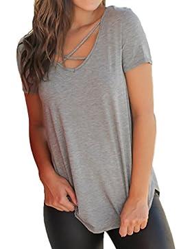 iClosam Camisas - para Mujer