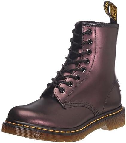 Dr. Martens Original 1460 W 11821510, Damen Stiefel, purple shimmer, 41 EU / 7 UK