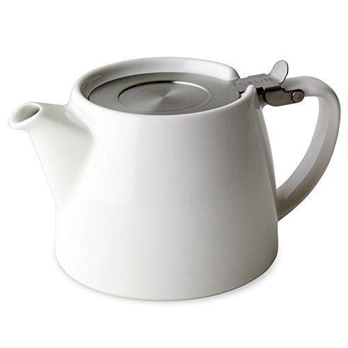 Théière 510 ml, blanche par ForLife