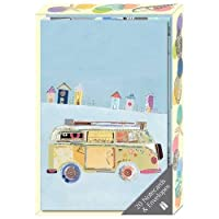 By the Sea Notecard Collection Box