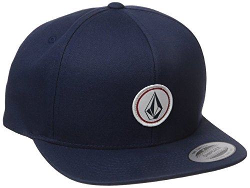 volcom-mens-quarter-twill-cap-smokey-blue