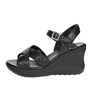 Agile By Rucoline 1871 Sandals Women Black 35