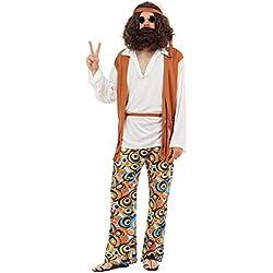 Déguisement hippie homme - M / L