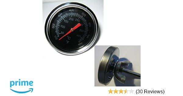 Weber Elektrogrill Mit Thermometer : Dr. richter grillthermometer thermometer 50 bis 420 °c