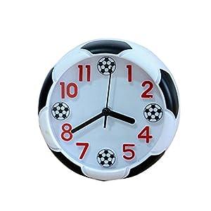Kreative Fußball Wecker, Schüler Schreibtisch Alarm, Kinder Schlafzimmer Uhr,  Weiß