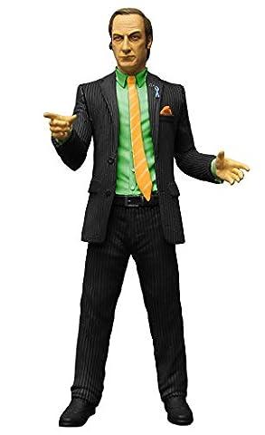 Breaking Bad Saul Goodman Green Shirt Version 6 Inch Action Figurine