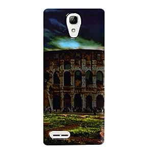 Shopme Printed Designer Back cover_5244_for Micromax Bolt Selfie -Q424