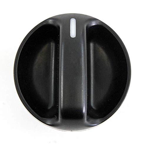 Tundra 2000-2006 Steuerungsknopf Heizung A/C oder Ventilator Einzel Ersatz für verlorene oder beschädigte Potiknöpfe ()