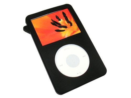 igadgitz-silikon-hlle-etui-case-schutzhlle-tasche-in-schwarz-fr-apple-ipod-classic-80gb-120gb-160gb-