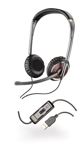 Plantronics Blackwire C420 binaural Kopfhörer Avaya-digital-headset