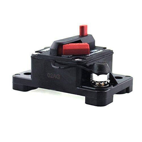 Preisvergleich Produktbild Gazechimp 150 A Circuit Breaker Manuellen Reset Schutzschalter Leistungsschalter12v / 24v Boot Zubehör Trolling-Motor