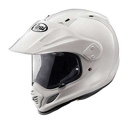 Preisvergleich Produktbild Neue ARAI TOUR-X 4 SOLID Motorradhelm In Metallic weiß