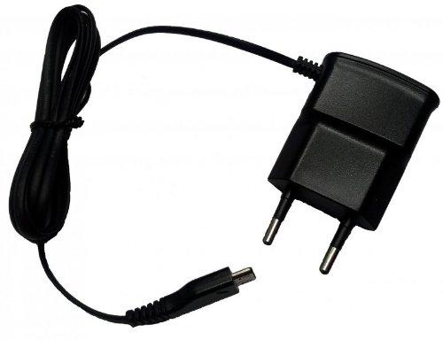 SAMRICK 0000437549 Original Ladekabel ETA0U10EBE Netzteil Ladegerät (Micro-USB) für Samsung I9100 Galaxy S2 I9100 Handy