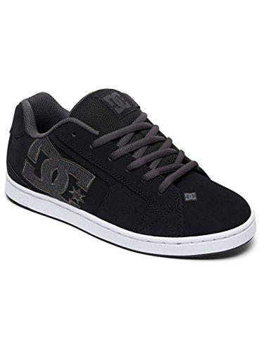 DC NET SE M SHOE WAH, Sneaker uomo Black/Grey