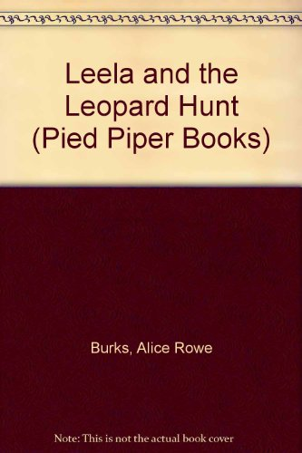 Leela and the leopard hunt