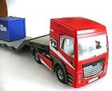 playmobil ® - CITY ACTION - 5467 - LKW - Tieflader - Schwertransporter Bau Baustelle